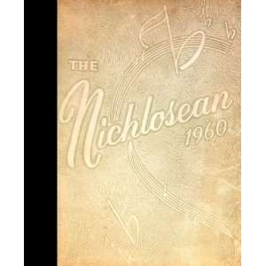 (Reprint) 1960 Yearbook Nicholas County High School, Summersville