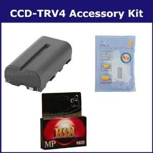 Sony CCD TRV4 Camcorder Accessory Kit includes HI8TAPE Tape