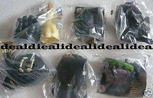 Burger King Toy KING KONG movie set of 6 MINT Thailand