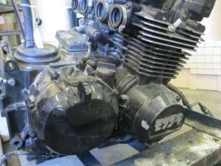 1980 Kawasaki Gpz 550 Motor Complete Used Streetbike