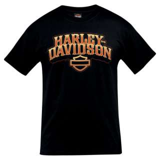 STONE MOUNTAIN HARLEY DAVIDSON MENS CUSTOM DEALER TEE GEORGIA STATE
