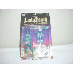 Chaos Comics Azure Lady Death Action Figure: Everything Else