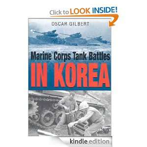 Marine Corps Tank Battles in Korea Oscar E. Gilbert