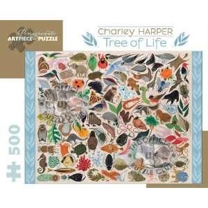 Tree of Life 500 Piece Jigsaw Puzzle (9780764961960