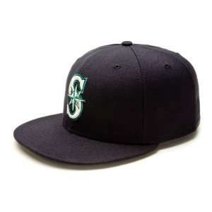 Seattle Mariners 59Fifty Authentic Fitted Performance Game