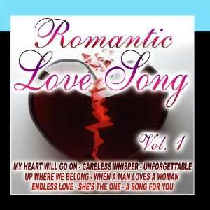 Romantic Love Songs Vol.1 The Romantic Soul Orchestra Music