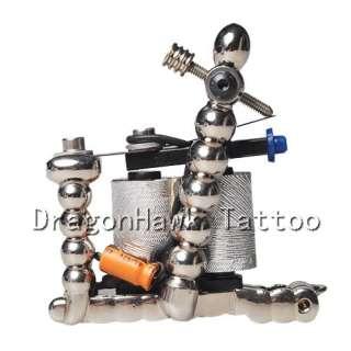 Professional Tattoo Kit 54 color Inks Power 2 Guns D166