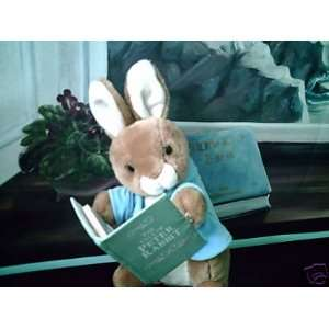 Peter Rabbit Stuffed Animal, Raeding Book, Plush Toy Toys