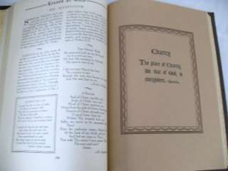 Leaves of Gold book poems spiritual prayer inspire 1944