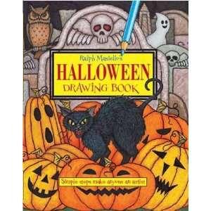 Ralph Masiellos Halloween Drawing Book (9781570915420) Ralph
