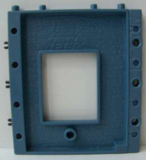 FISHER PRICE IMAGINEXT BATTLE CASTLE TOWER PIECE REPLACEMENT WALL PART