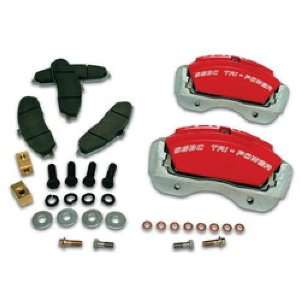 Stainless Steel Brakes A193BK Quick Change Upgrade Kit (A193) w/ Black