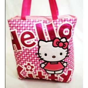Sanrio Hello Kitty Tote Bag   Kitty Shopping Bag
