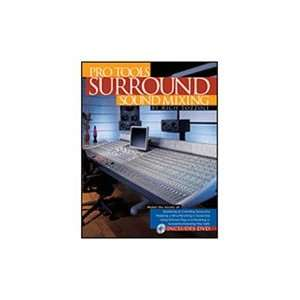 Pro Tools Surround Sound Mixing Book and DVD Package