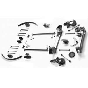Suspension C4101 Suspension Lift Kit Chevrolet/GMC 6in Automotive