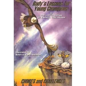 ): Rudy and Cheryl Ruettiger, Bill and Rebecca Wolfe Atkinson: Books
