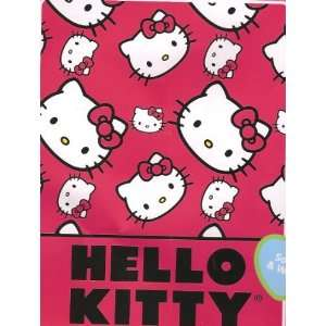 Sanrio Hello Kitty Twin Blanket Korean Mink Quality Baby
