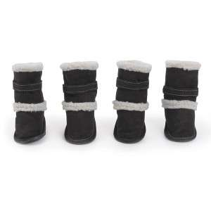 Dog SHERPA BOOTS Shoes Snow Booties XS, S, M, L, XL