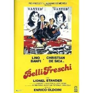 belli freschi (Dvd) Italian Import christian de sica Movies & TV