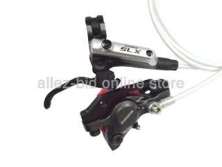 2012 Shimano SLX M666 Hydraulic Disc Brakes Set, 1 Pair