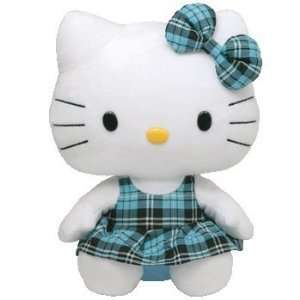 NEW TY HELLO KITTY PLUSH DOLL STUFFED ANIMAL TOY 9