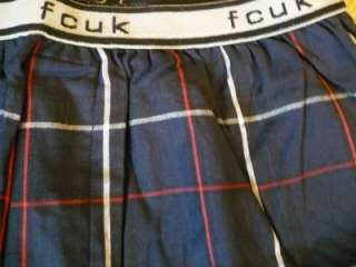 FRENCH CONNECTION BOXER SHORTS S M L BNWT RRP $24