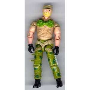 GI Joe 3 3/4 ROCK & ROLL Action Figure (1989) Toys & Games