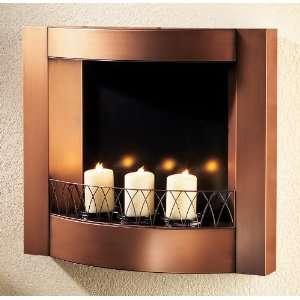 Wall Mount Indoor / Outdoor Gel Fireplace Furniture