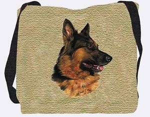 German Shepherd Dog tote Tapestry Art Dogs Made USA