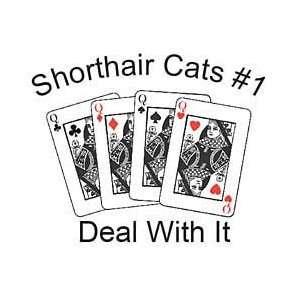 Shorthair Cat Shirts