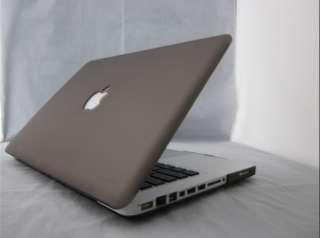 3in1 11color Rubberized Hard case cover For Macbook Pro 13+Keyboard
