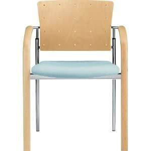 Enzo Wood Back Guest Chair