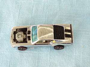 HOT WHEELS RED LINE MUSTANG BOSS HOSS CLUB CAR, NICE