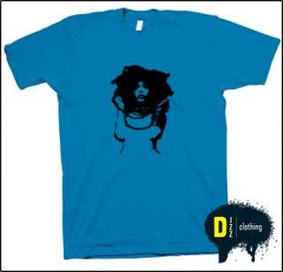 ERYKAH BADU The Roots Hip Hop 5 Amerykah Shirt S,M,L,XL