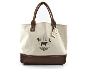 WILL LEATHER GOODS NEW Save $65 Women Tote Bag Travel Handbag Purse
