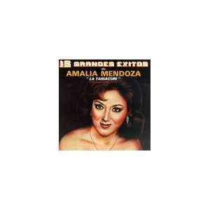 Exitos Con El Mariachi Vargas de Tecalitan: Amalia Mendoza: Music