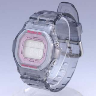 Casio Baby G World Time Alarm Chrono Digital BG5600SG 8