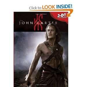 John Carter of Mars 3 D Book (Disney John Carter of Mars) Billy