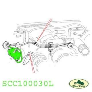 LAND ROVER CRUISE CONTROL VACUUM PUMP DISCOVERY 2 FREELANDER V6