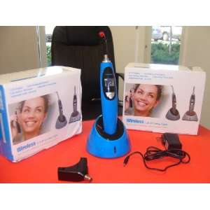 Dental LED Lamp Wirelesss Curing Light Dual Functions