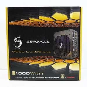 Sparkle SCC 850AF Gold Series Modular Power Supply