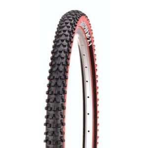 Panaracer Fire XC Pro Tire 26 x 2.10 Wire Bead Red / Black