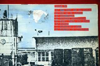 PANKRTI DOLGCAJT RARE PUNK KBD 1980 EXYU LP N/MINT