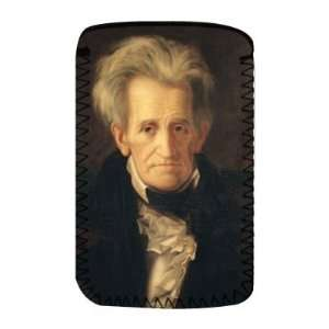 Portrait of Andrew Jackson (oil on canvas)    Protective