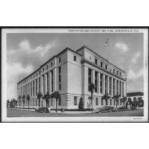 Post Office,Federal Building,Jacksonville,FL,Duval Co. Home & Kitchen