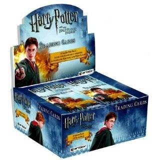 the World of Harry Potter 3D Trading Cards Box Explore similar items