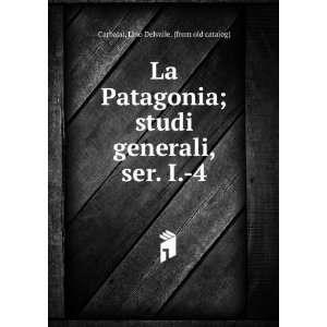 generali, ser. I. 4 Lino Delvalle. [from old catalog] Carbajal Books