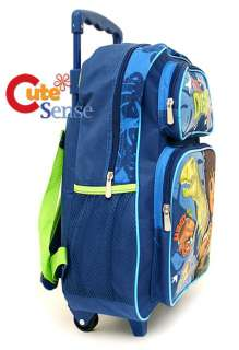 Go Diego Go School Roller Backpack Rolling Bag 16in L