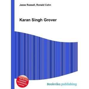 Karan Singh Grover: Ronald Cohn Jesse Russell: Books