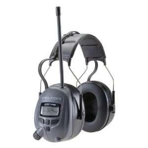 3M Peltor WorkTunes 26 Digital Radio Hearing Protector, WTD2600, NRR